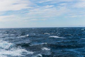 Das Nordmeer bei Kap Farvel