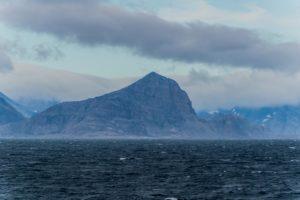 Kap Farvel auf Grönland