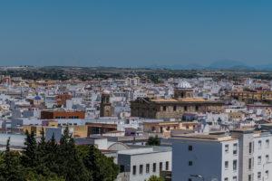 Die Route der weissen Dörfer - Chiclana de la Frontera