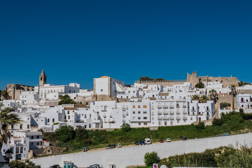 Vejer de la Frontera, die Route der weissen Dörfer