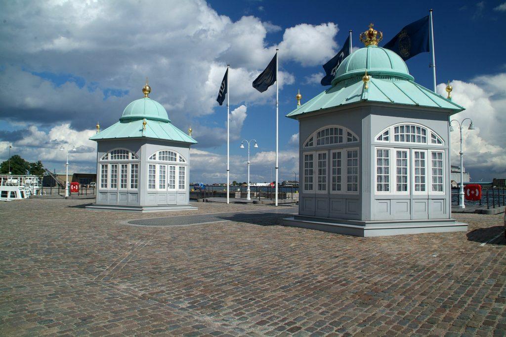 Königliche Pavillions in Kopenhagen