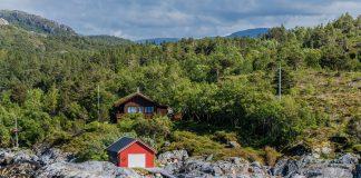 Im Fjordland Nordnorwegens