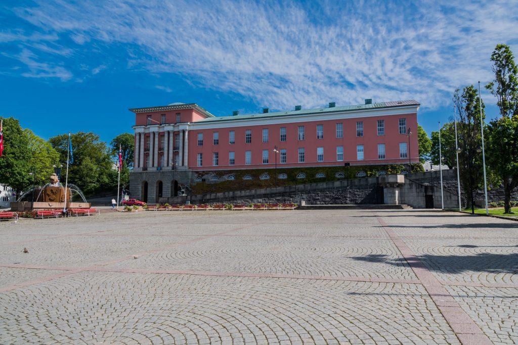 Das Rathaus der Heringsstadt
