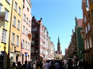 Der Königsweg in Danzig