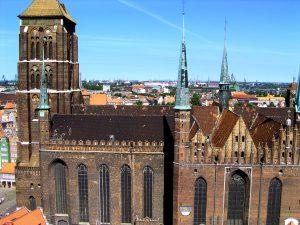 Die Marienkirche in Danzig