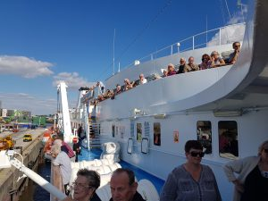 MS Ocean Majesty in Hamburg
