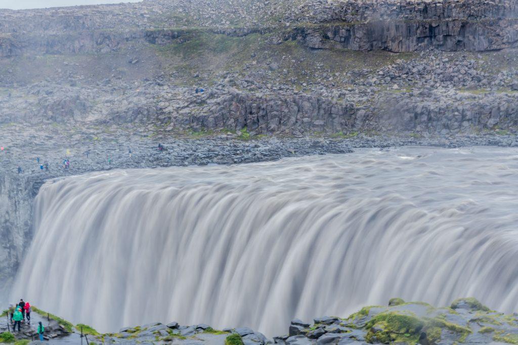 Dettifoss auf Island