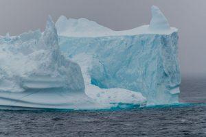 Eisberg vor der Ostküste Grönlands