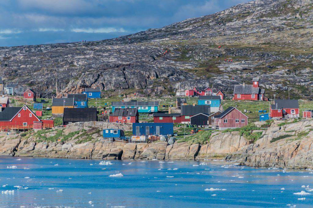 Ilimanaq (Claushavn) in der Diskobucht