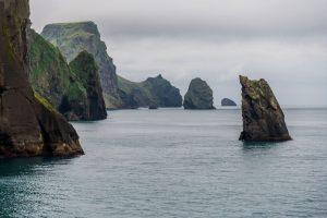 Küste der Insel Heimaey