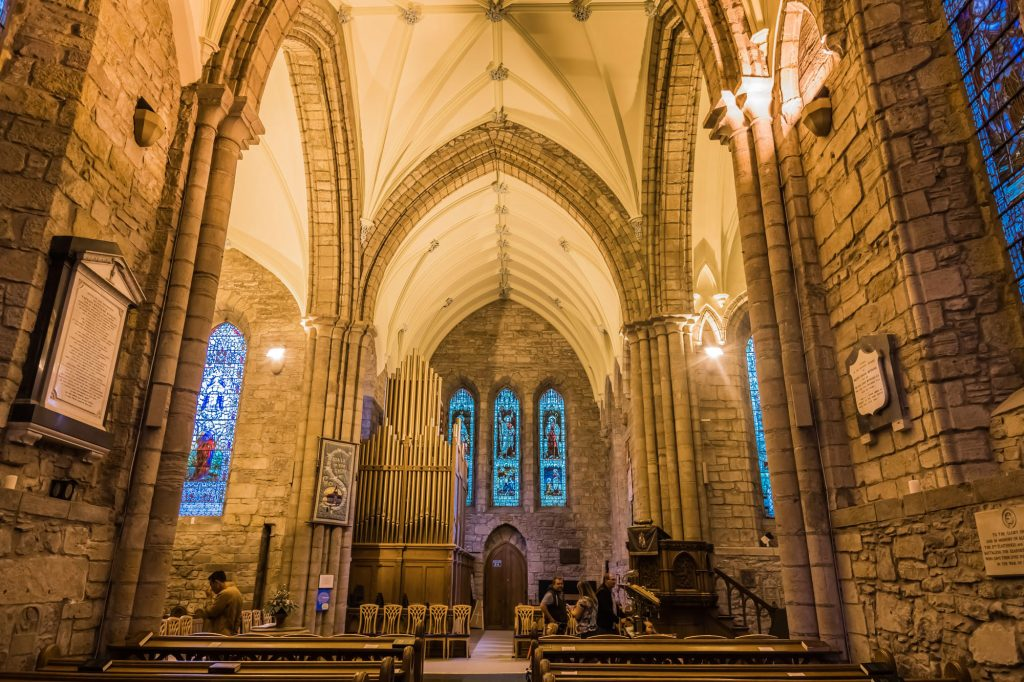 Kathedrale in Dornoch