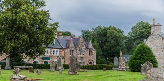Friedhof in Dornoch