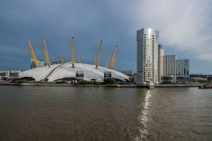 Millenium Dome oder O2-Arena London