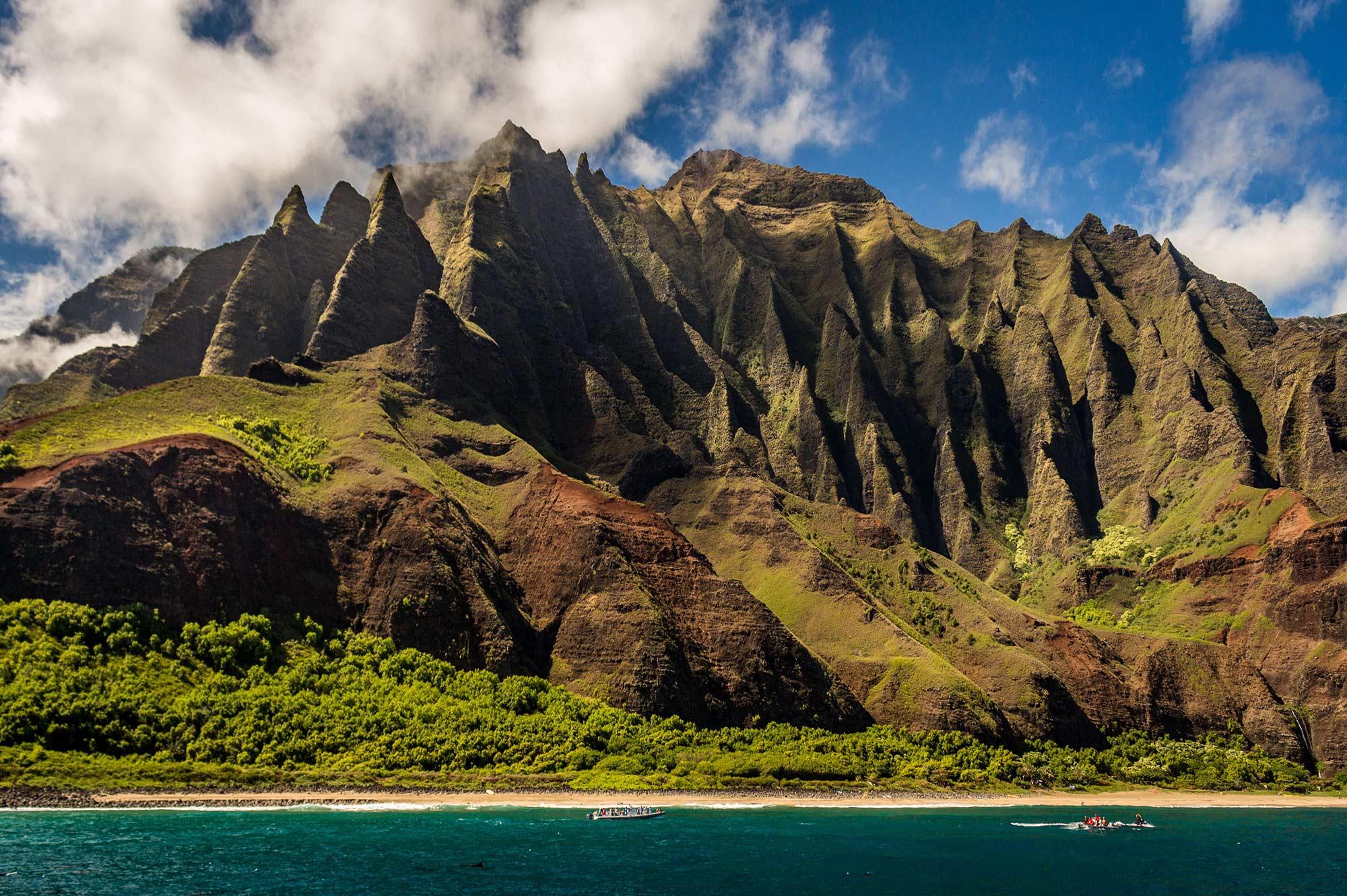 Insel-Kauwai-Hawaii