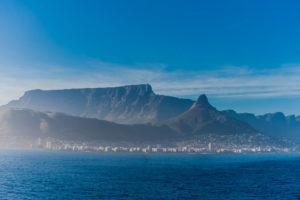 Kapstadt in Afrika