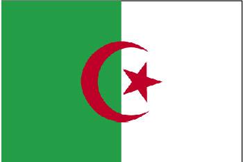 Land 004 Algerien -Afrika