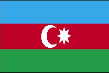 Land 011 Aserbaidschan -Asien