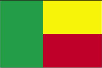 Land 021 Benin -Afrika