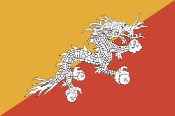 Land 022 Bhutan -Asien