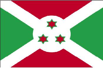 Land 030 Burundi -Afrika