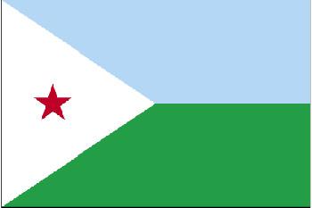Land 039 Dschibuti -Afrika