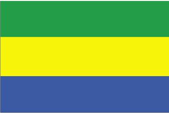 Land 047 Gabun -Afrika
