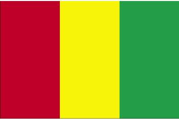 Land 055 Guinea -Afrika