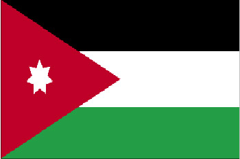 Land 071 Jordanien -Asien
