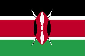 Land 078 Kenia -Afrika