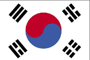 Land 086 Korea Süd -Asien