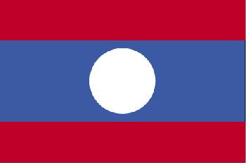 Land 090 Laos -Asien