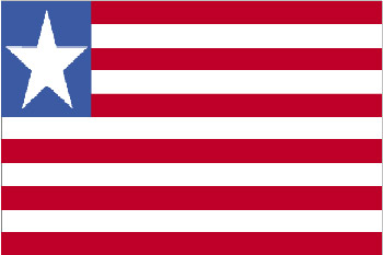 Land 094 Liberia -Afrika