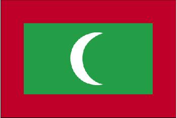 Land 102 Malediven -Asien