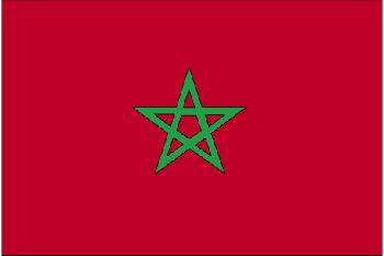 Land 105 Marokko -Afrika