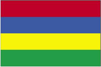 Land 108 Mauritius -Afrika