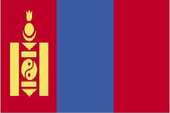 Land 114 Mongolei -Asien