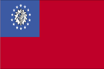 Land 117 Myanmar -Asien