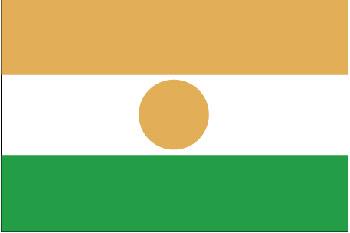 Land 124 Niger -Afrika
