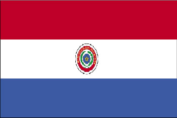 Land 134 Paraquay -Südamerika