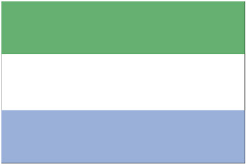 Land 155 Sierra Leone -Afrika