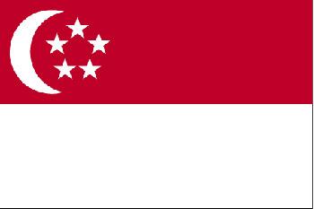 Land 157 Singapur -Asien