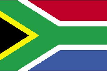 Land 164 Südafrika -Afrika