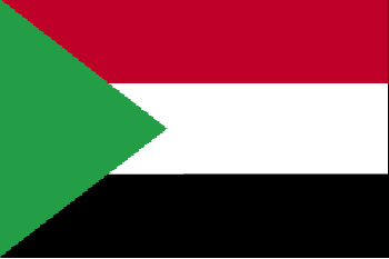 Land 165 Sudan -Afrika