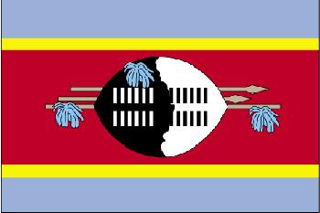Land 167 Swasiland -Afrika