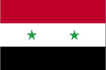 Land 168 Syrien -Asien