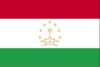 Land 169 Tadschikistan -Asien
