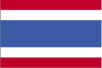 Land 172 Thailand -Asien