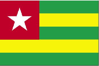 Land 173 Togo -Afrika