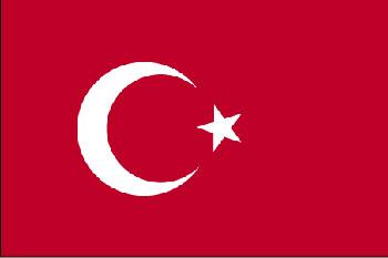 Land 179 Türkei -Asien