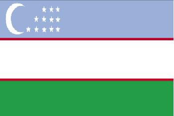 Land 187 Usbekistan -Asien